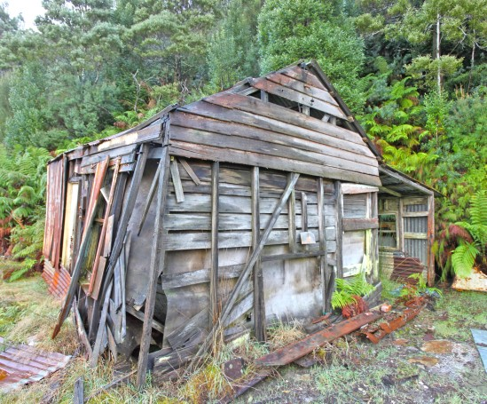 Abandoned Shed, Sorell Street