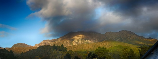 Mt Owen, Queenstown, Tasmania