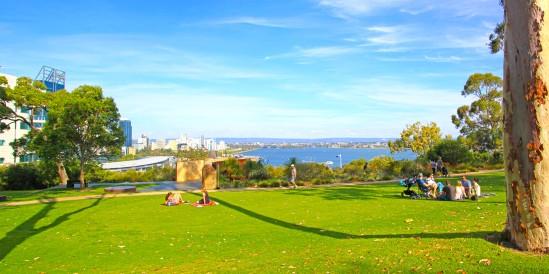 City Views, Kings Park, Perth, Western Australia