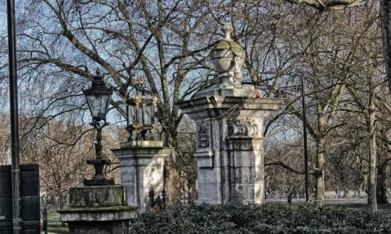 Portals, Birdcage Walk, St James's