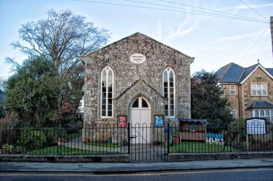 Wesleyan Chapel 1838