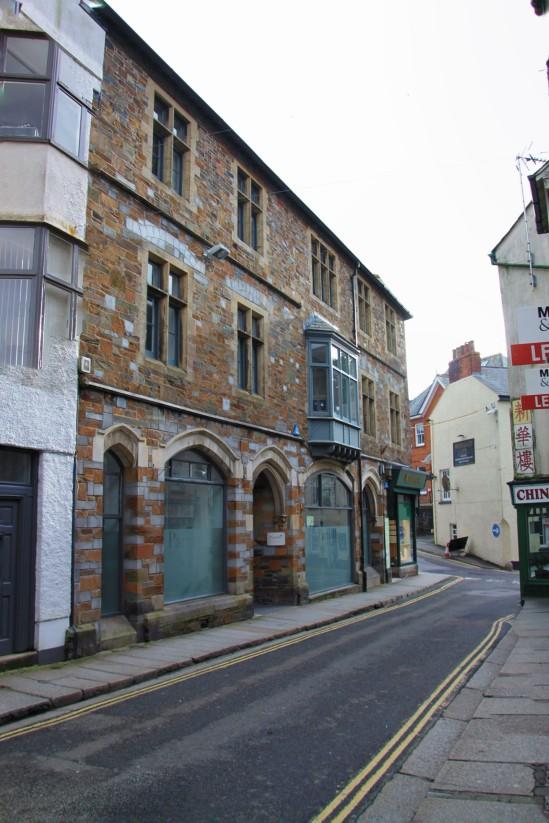Launceston, Cornwall, England, UK