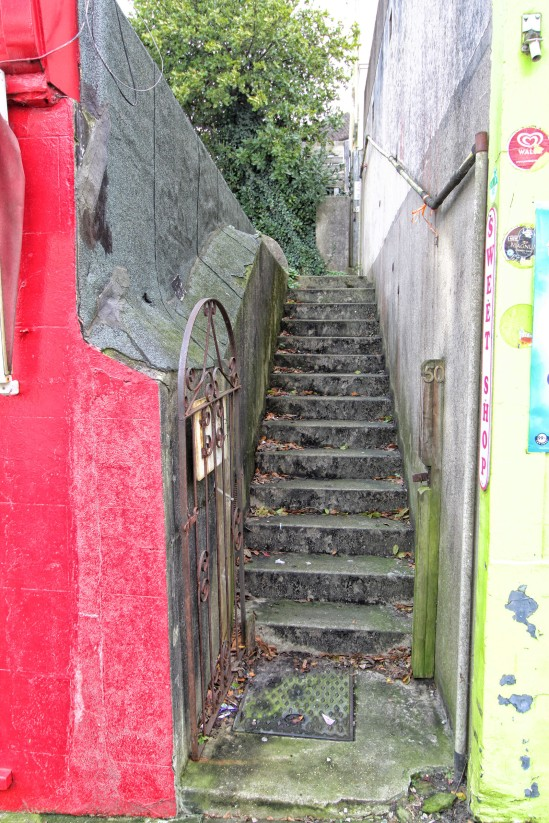 Steps, High Street