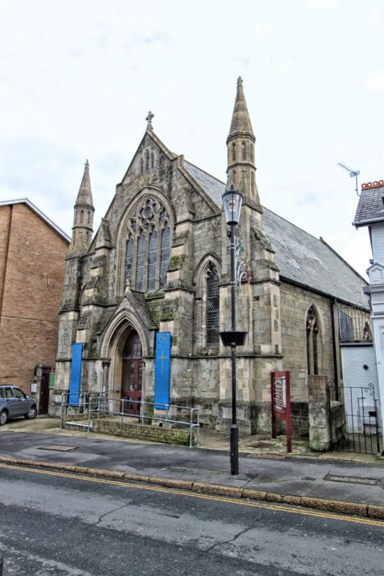 Shanklin Methodist Church