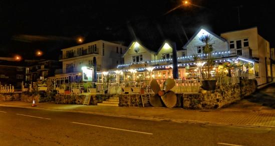 The Steamer Inn, Esplanade
