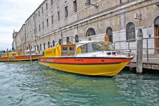 Water Ambulance