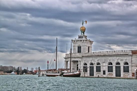Dogana da Mer (Customs House - now a museum)