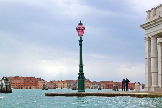 Fondamenta de la Dogana a la Salute, San Marco, Venezia, Veneto, Italia