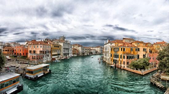 Grand Canal, Ponte dell'Accademia