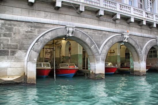 Four Boat Garage...