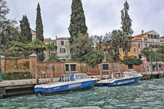 Police Boats