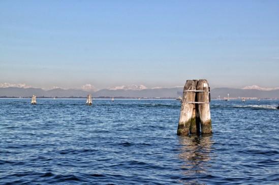 Laguna Veneta, Fondamente Nove, Cannaregio, Venezia, Veneto, Ita