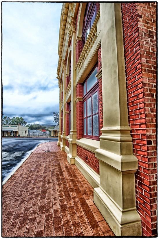 Town Hall, Joaquina Street, York, Western Australia