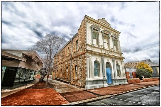 Freemason's Hall, Joaquina Street, York, Western Australia  c. 1