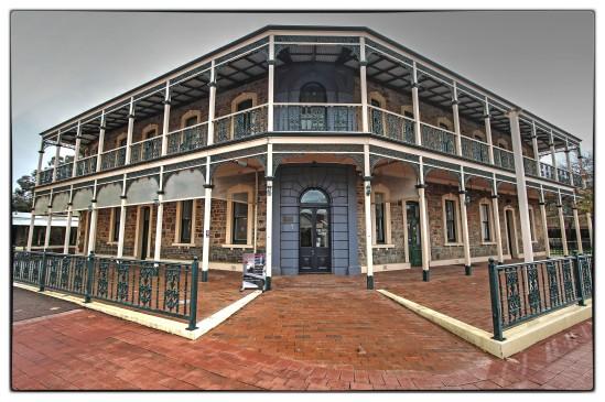 Imperial Hotel, Avon Terrace, York, Western Australia  c. 1886