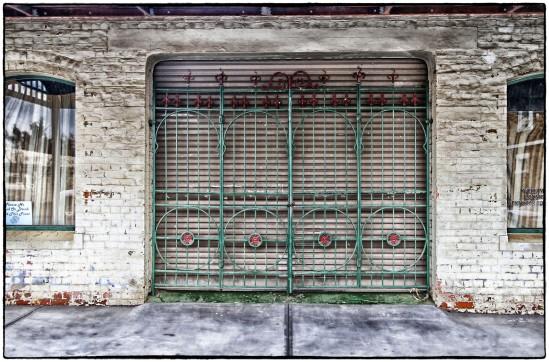Gates, Avon Terrace, York, Western Autralia