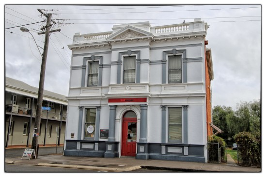 The Western Australian Bank (Westpac), Avon Terrace, York, Weste