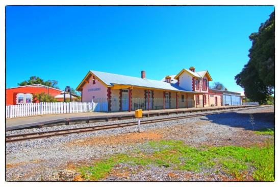 Railway Station (1886)