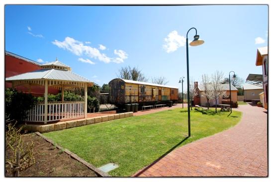 Railway Gallery Gardens