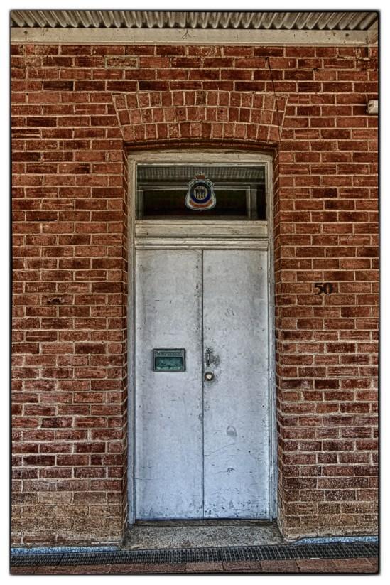RSL Club Door