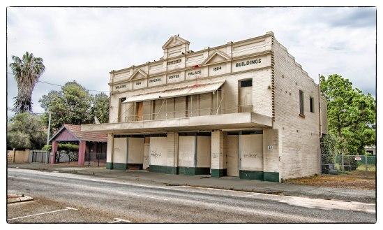Wilkins Building, Railway Parade, Midland, Western Australia