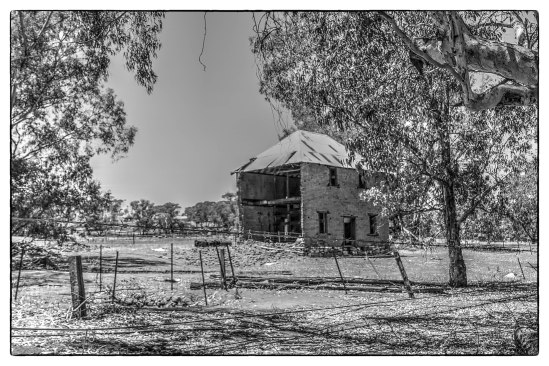 Clune's Flour Mill, Great Northern Highway, New Norcia, Western
