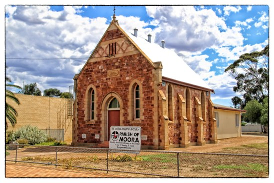Methodist Church, Padbury Street, Moora, Western Australia (Now Uniting Church)