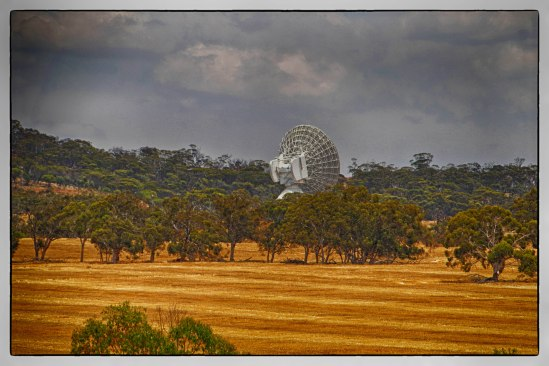 New Norcia Deep Space Ground Station, Yarawindah, Western Australia