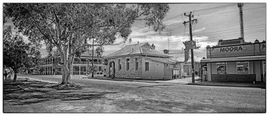 Post Office, Padbury Street, Moora, Western Australia